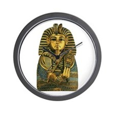 King Tut #1 Wall Clock