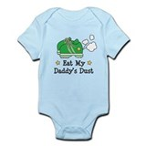 Eat My Daddy's Dust Marathon Onesie