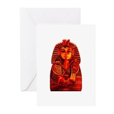 Modern Tut #3 Greeting Cards (Pk of 20)