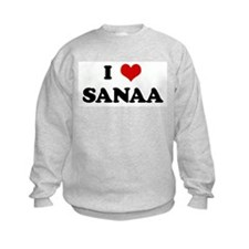 I Love SANAA Sweatshirt