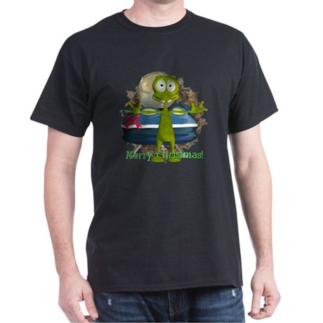 Al Alien Dark T-Shirt