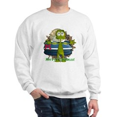 Al Alien Sweatshirt