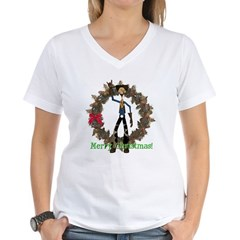 Hay Billy Women's V-Neck T-Shirt