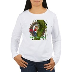 Jack and the Beanstalk Women's Long Sleeve T-Shirt