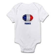 Cute Rugby cup Infant Bodysuit