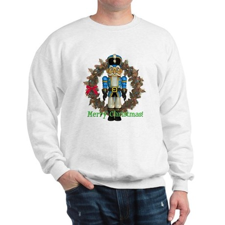 Nutcracker (Blue) Sweatshirt