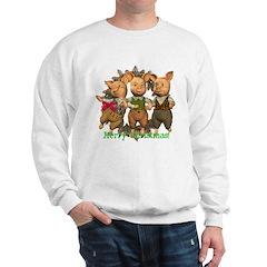 The Three Little Pigs Sweatshirt