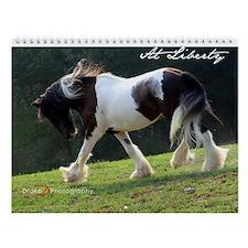 At Liberty Equestrian Wall Calendar