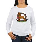 Rocking Horse Women's Long Sleeve T-Shirt