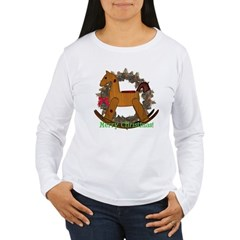 Rocking Horse Women's Long Sleeve T-Shirt