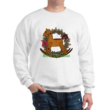 Rocking Horse Sweatshirt