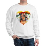 Dachshund Daisy Patch Jumper