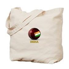 Unique India cricket Tote Bag