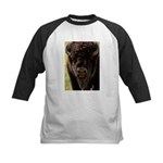Stand Down Bison Kids Baseball Jersey