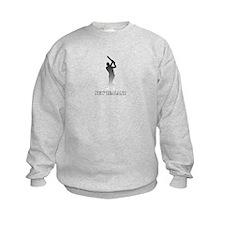 Funny Cricket new zealand Sweatshirt
