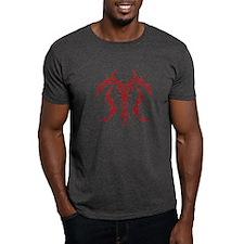 Tribal Caduceus T-Shirt