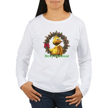 Eggbert Women's Long Sleeve T-Shirt