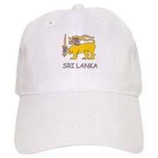 Cute Sri lanka Baseball Cap