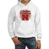 A Brighter TOMorrow for Nebraska Hoodie