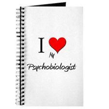 I Love My Psychobiologist Journal