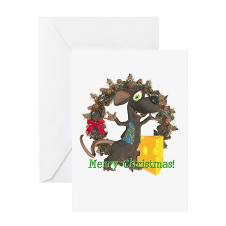 Ratachewie Christmas Card