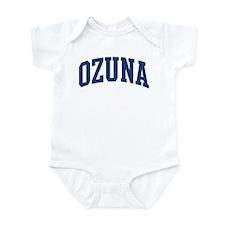 OZUNA design (blue) Infant Bodysuit