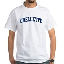 OUELLETTE design (blue) Shirt