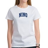 NINO design (blue) Tee