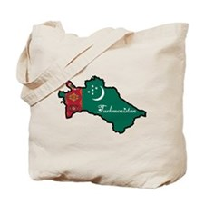 Cool Turkmenistan Tote Bag