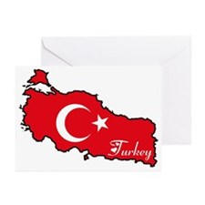Cool Turkey Greeting Cards (Pk of 20)