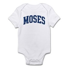 MOSES design (blue) Infant Bodysuit
