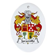 Jaramillo Oval Ornament
