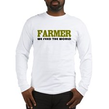 Funny Farmer Long Sleeve T-Shirt
