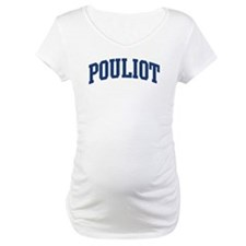 POULIOT design (blue) Shirt