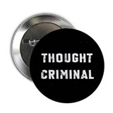 "Thought Criminal 2.25"" Button"