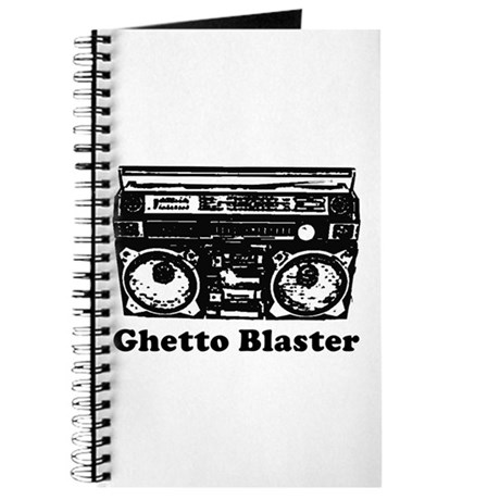 Ghetto Blaster Journal