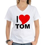 I Love Tom Shirt