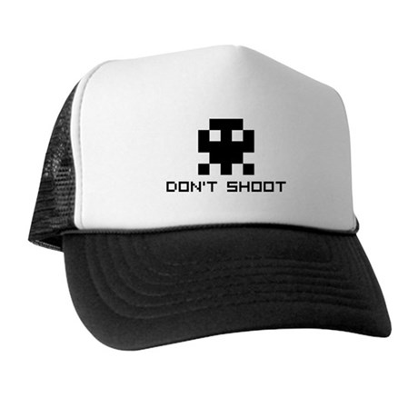 Don't Shoot Trucker Hat
