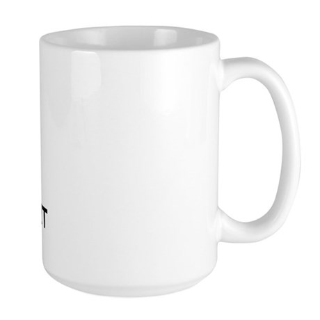Don't Shoot Large Mug