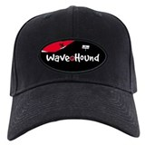 Wave Hound Wave Logo Baseball Hat