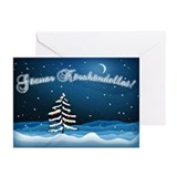 Christmas Night Greeting Cards (Pk of 10)