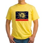 Antarctica Yellow T-Shirt