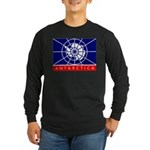 Antarctica Long Sleeve Dark T-Shirt