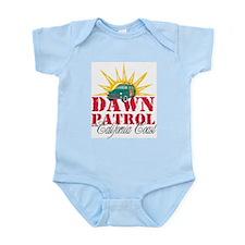 Dawn Patrol on the California Infant Creeper