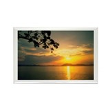 Andaman Sunset Rectangle Magnet (10 pack)