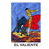 El Valiente Postcards (Package of 8)