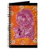 Pink Kitty Journal