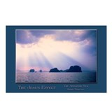The Jesus Effect Postcards (Package of 8)