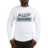 AWP Whore Long Sleeve T-Shirt