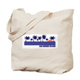 San Andres Island Tote Bag